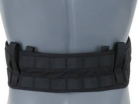 Modularny pas taktyczny (XL) - Black [EM] (для страйкбола), фото 3