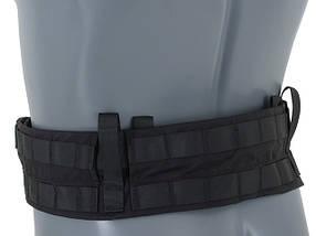 Modularny pas taktyczny (XL) - Black [EM] (для страйкбола), фото 2