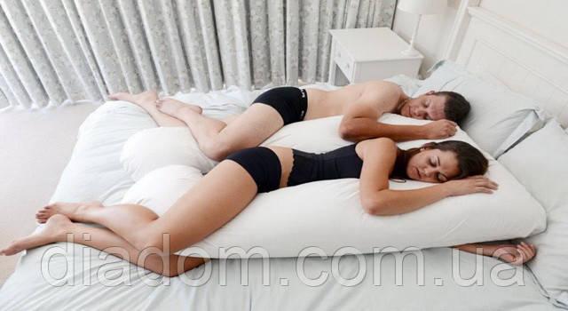 Подушка для беременных Maxi Exclusive, Вдвоем
