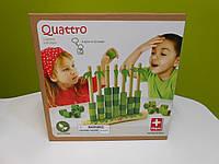 Игра Quattro бамбуковая
