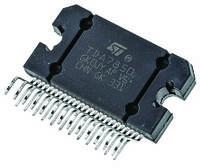 TDA7850 Микросхема УНЧ 4-к Стерео 85Вт, Класс: AB, Automotive [FLEXIWATT-25], фото 1