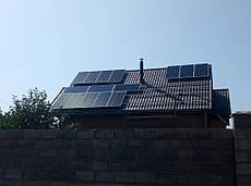 Кривой Рог, солнечная электростанция 7 кВт -1