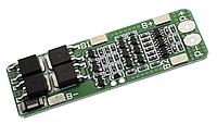 Контроллер заряда модуль защиты Li-Ion 18650 3S 20A. 12.6 В