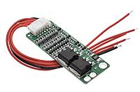 Контроллер заряда модуль защиты Li-Ion 18650 5S 15A. 18 В; 21 В