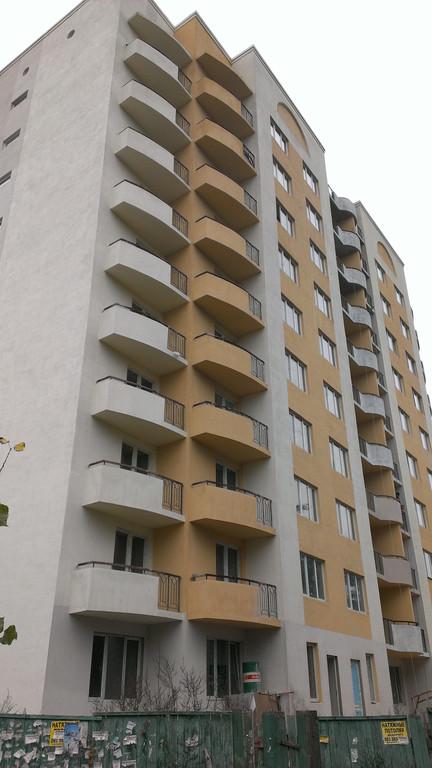 Многоэтажный дом Ирпень
