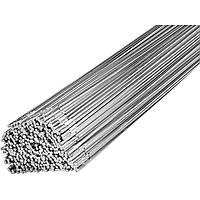 Проволока сварочная алюминиевая 2,4х1000мм, ER4043, AlSi5, пруток