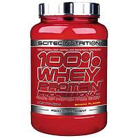 Scitec Nutrition 100% Whey Protein Professional (920 g caramel) затерт срок годности