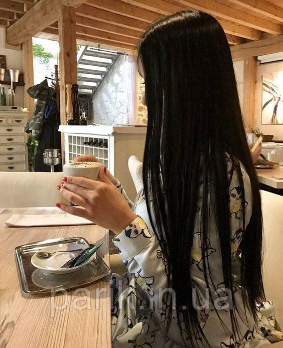 Парик как система замещения волос