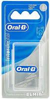 Змінні міжзубні йоржики OralB 3.0/6.5 mm конусні clinic line Interdental