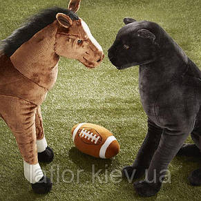 Черная плюшевая пантера Melissa&Doug, фото 3