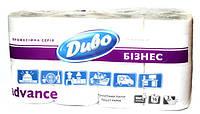 Туалетная бумага Дыво Аdvance 16 рулонов 3-слойная/150 белая целлюлоза