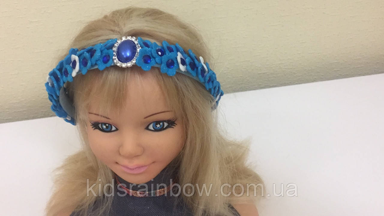 "Обруч для девочки ""Принцесса Жасмин"""