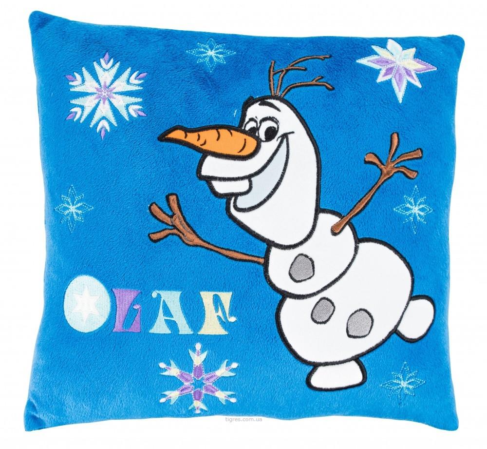 Подушка Сніжний Олаф Disney