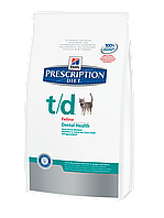 Hill's Prescription Diet™ Feline t/d™  t d 5 кг