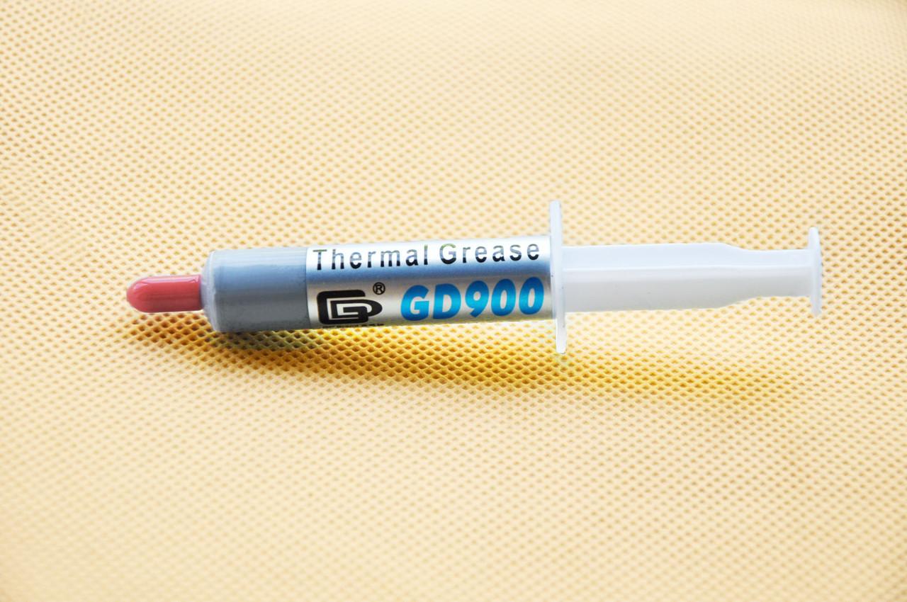 Термопаста GD900 7г шприц серая 4.8 Вт/(м*К) теплопроводящая (TPa-GD900 _7g)