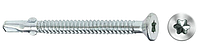 Винт самосверлящий крепление дерево к металлу 6,3х70 (шлиц TORX 30) (200шт)