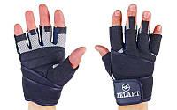 Перчатки спортивные многоцелевые ZEL