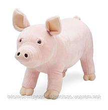 Мягкая игрушка Свинка Melissa&Doug, фото 2