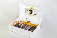 Инкубатор автоматический Теплуша Люкс 72 ТА , фото 1