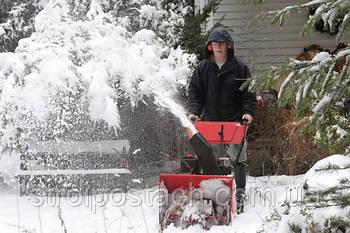 Виды снегоуборщиков. Как выбрать снегоуборщик для загородного дома и дачи.