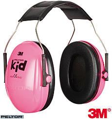 Навушники дитячі захисні 3M США 3M-PELTOR-KID R