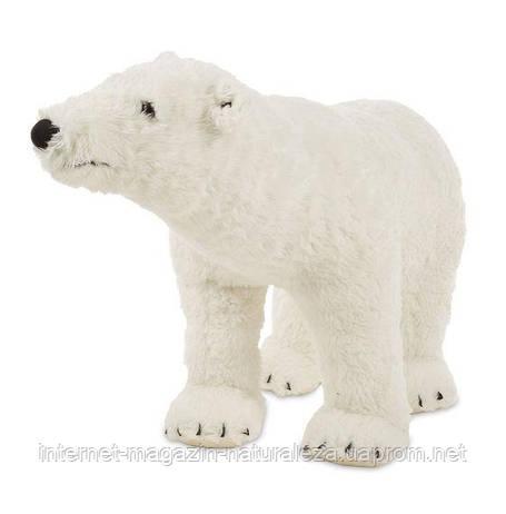 Мягкая игрушка Melissa&Doug Огромный плюшевый полярный медведь, фото 2