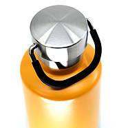 Термобутылка Cheeki Classic Insulated Sunshine Grey (400 мл), фото 3