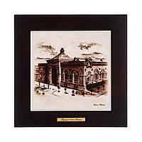"Картина Одесса 1794 ""Филармония"" (28x28) см"