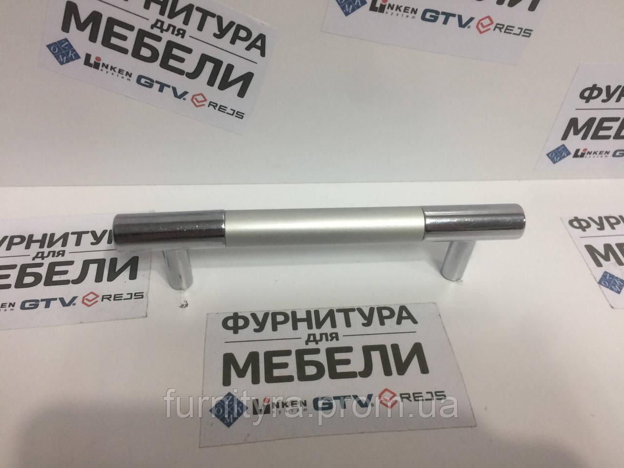 Ручка BOY CULP 384mm Матовый Хром-Хром