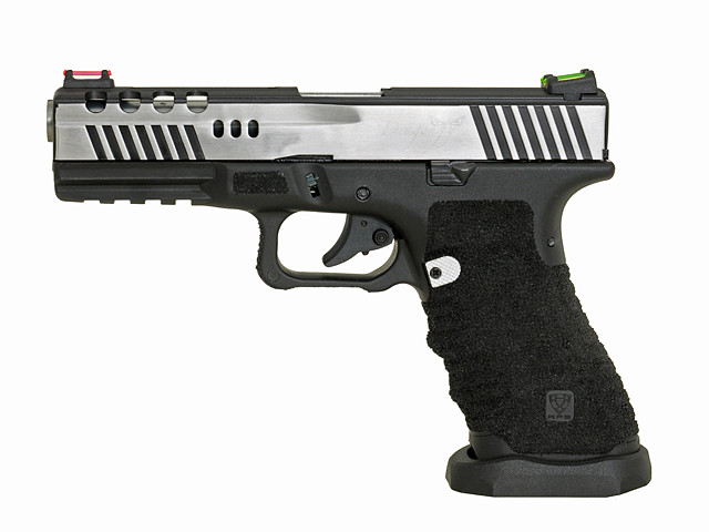 Glock DRAGONFLY (DUAL POWER GREEN GAS/CO2 VERSION) [APS] (для страйкбола)