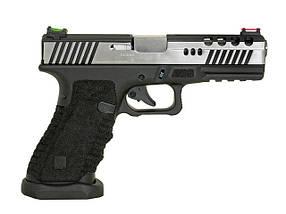 Glock DRAGONFLY (DUAL POWER GREEN GAS/CO2 VERSION) [APS] (для страйкбола), фото 3
