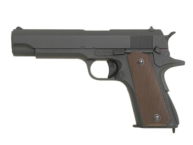 Пистолет Colt M1911 CM.123 [CYMA] (для страйкбола)