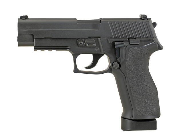 SIG-Sauer P226-E2 (KP-01 E2) CO2 [KJW] (для страйкбола)