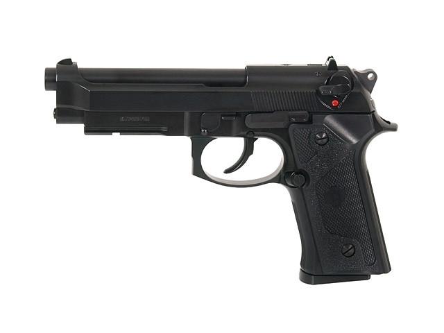 Beretta M9 VERTEC Full Metal greengas [KJW] (для страйкбола)