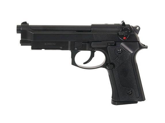 Beretta M9 VERTEC Full Metal greengas [KJW] (для страйкбола), фото 2