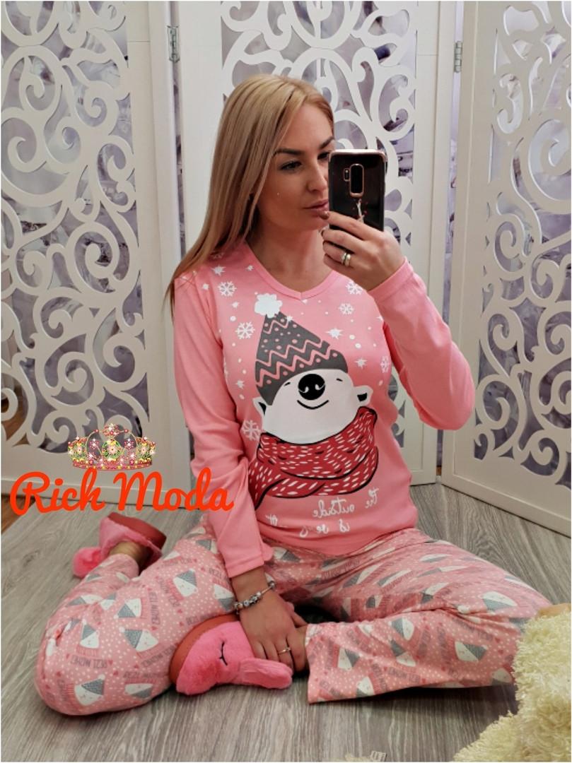 905d7fc14ab97 Пижама женская Турция интерлок - Интернет-магазин