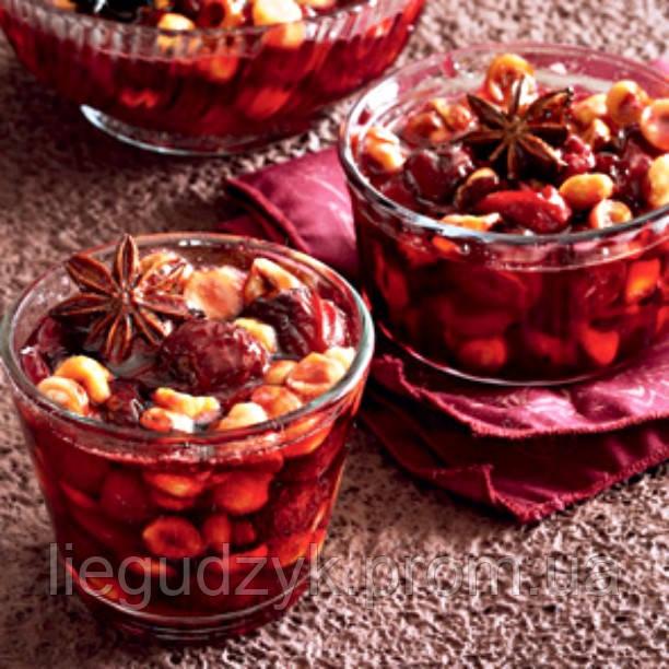 Варення вишневе з фундуком та прянощами [ягідне]