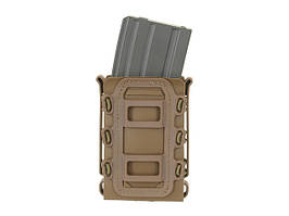 Ładownica Soft Shell na magazynki karabinowe - Coyote Brown [TMC]