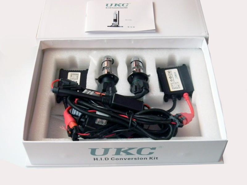 Биксенон (Ксенон) UKC H4 HID XENON 35W 6000K