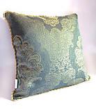 Коллекция (набор) декоративных подушек Золотая мята эксклюзив, фото 5
