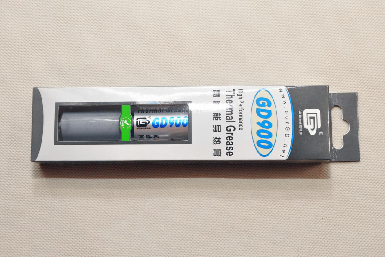 Термопаста GD900 x 30г коробка серая 4.8 Вт/(м*К) теплопроводящая (TPa-GD900_30g-BX)