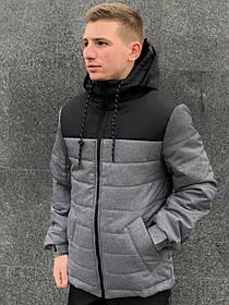 """Куртка Jacket winter """"Alaska"""" серая"""