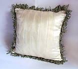 Коллекция (набор) декоративных подушек Золотая мята эксклюзив, фото 3