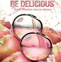 Donna Karan Be Delicious Fresh Blossom Eau De Intense парфюмированная вода 100 ml. (Донна Каран Фреш Интенс), фото 2