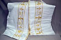 Полотенце банное для крещения ребёнка - крыжма
