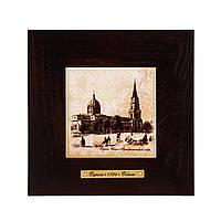"""Картина Одесса 1794  """"Соборная площадь"""" (18x18) см"""