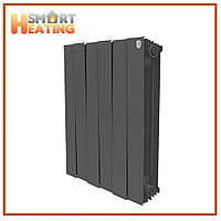 Радиатор ROYAL THERMO Piano Forte 500 Noir Sable 4 секции