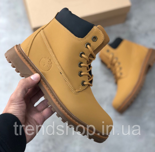 Женские ботинки зимние Timberland 899a45ad7d992