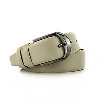 Ремень классический кожаный мужской под брюки Bond 3200 Турция, фото 1