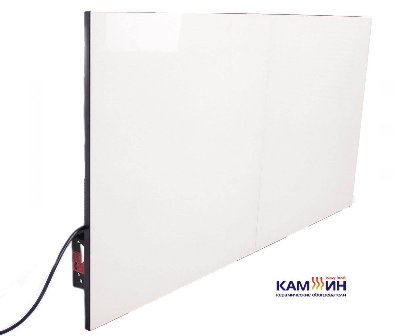 Керамический обогреватель с усиленной конвекцией с теморегулятором КАМ-ИН 700ET (700Вт 14м2)